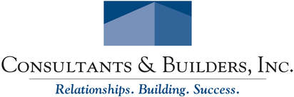 Consultants & Builders, Inc. Logo